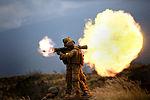 MPOTY 2014 Australian soldiers fire an 84 mm M3 Carl Gustave rocket launcher.jpg