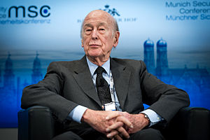 Valéry Giscard d'Estaing - VGE in 2014