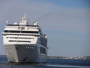 MSC Opera Bow 7 May 2012 Tallinn.JPG