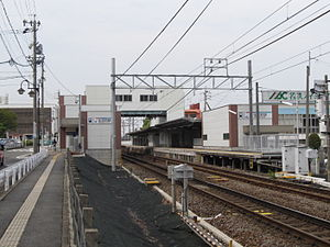 MT-Sumiyoshichō Station-Building.jpg