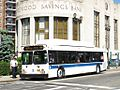 MTA Q64 at Ridgewood Savings Bank; Forest Hills, Queens.jpg