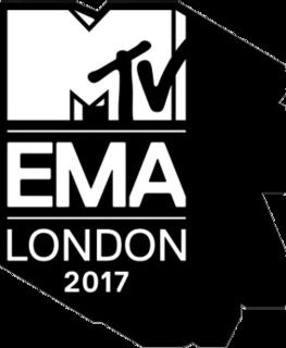 2017 MTV Europe Music Awards music award