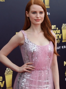Madelaine Petsch MTV Awards 2018.png