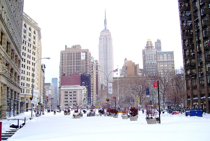 File:Madison Square 2010 blizzard.jpg