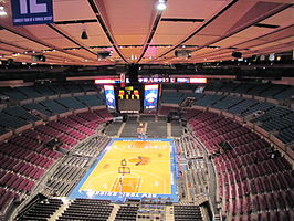 New york knicks wikipedia for Places to eat near madison square garden