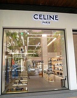 Celine (brand) French fashion brand