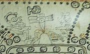 Madrid Codex sacrifice scene p76