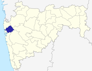 Thane district - Wikipedia, the free encyclopedia