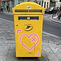 Mailbox, Rue Raymond Losserand, Rue Pernety, Paris 2015.jpg