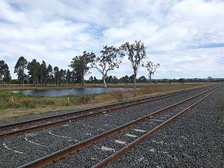 Main Line railway, Queensland railway line in Queensland, Australia