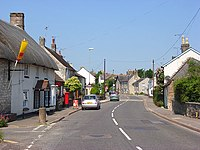 Main Street, Broadmayne - geograph.org.uk - 847819.jpg