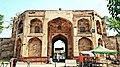 Main gate of Tomb of Jahangir by Damn Cruze.jpg