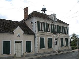 Misy-sur-Yonne Commune in Île-de-France, France