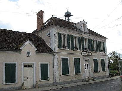 Comment aller à Misy-sur-Yonne en transport en commun - A propos de cet endroit