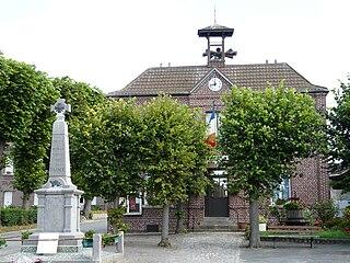 Wambaix Commune in Hauts-de-France, France