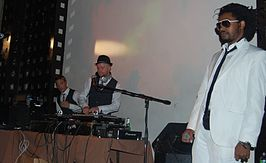 Major Lazer in 2009