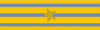 Major rank insignia (Mengjiang).png
