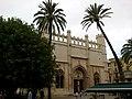 Majorque Palma Placa Llotja Sa Llotja - panoramio.jpg