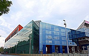 GNK Dinamo Zagreb - Stadion Maksimir exterior