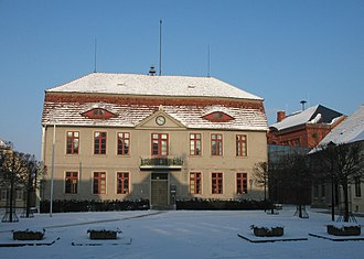 Malchow - Town hall