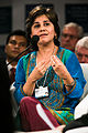 Mallika Dutt at the World Economic Forum on India 2012.jpg