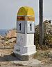 Mallorca - Kilometerstein am Leuchtturm Capdepera2.jpg