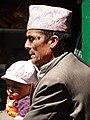 Man and Child - Thamel District - Kathmandu - Nepal (13422276254).jpg