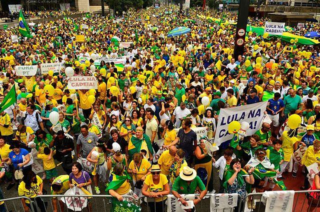 Image result for Corruption Brazil