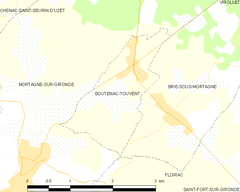 Map commune FR insee code 17060.png