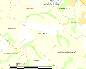 Map commune FR insee code 31151.png