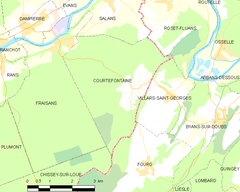 Map commune FR insee code 39172.png