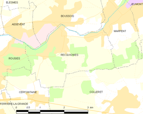 Map commune FR insee code 59495.png