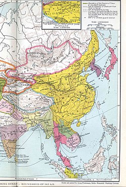 Ming China under the reign of the Yongle Emperor