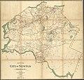 Map of the city of Newton Massachusetts (3887214730).jpg
