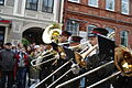 Marching Latvian military band02.JPG