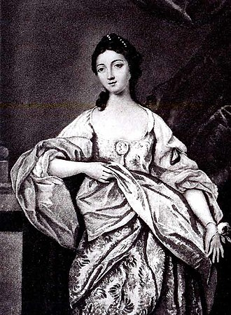 Maria Coventry, Countess of Coventry - The Countess of Coventry.