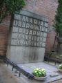 Maria Dabrowska monument.JPG
