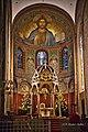 Maria Laach Abbey, Andernach 2015 - DSC01373.jpeg- Maria Laach Ziborium (33119078078).jpg