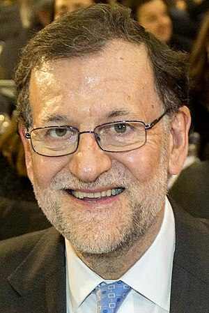18th PP National Congress - Image: Mariano Rajoy 2016j (cropped)