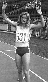 Maricica Puică Romanian middle-distance runner