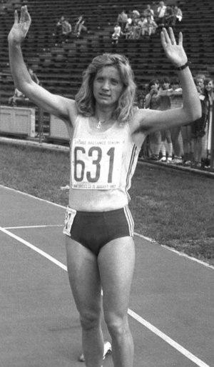 Maricica Puică - Puică in 1982