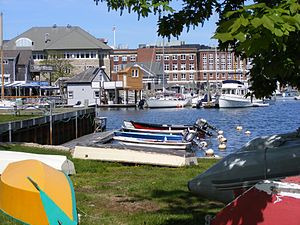 Woods Hole, Massachusetts - Image: Marine Biological Laboratory, Woods Hole by Pam Wilmot