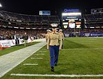 Marines stand together to unfurl Old Glory at 38th annual Holiday Bowl 151230-M-HF454-004.jpg