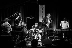 Oslo Jazzfestival - Marius Neset at Oslo Jazzfestival in 2015