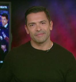 Idea and mark consuelos stripper photos understand you