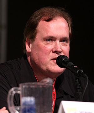 Mark Verheiden - Verheiden at the San Diego Comic-Con International in July 2011.