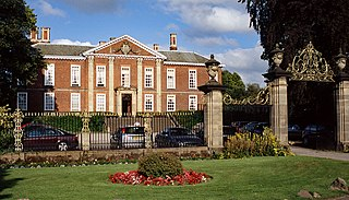 Bosworth Hall (Market Bosworth) English country house