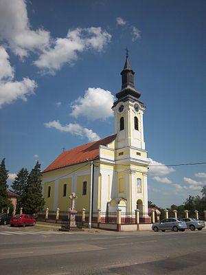 Church of Pentecost, Markušica - Church of Pentecost