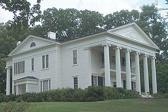 Oak Hill & The Martha Berry Museum - Oak Hill.