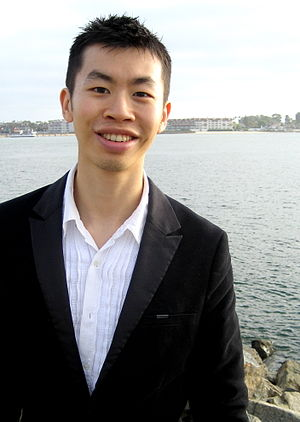 Video Game Pianist - Martin Leung, the Video Game Pianist, in San Diego, CA, 2009